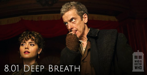 Doctor Who s08e01 Deep Breath