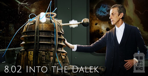 Doctor Who s08e02 Into the Dalek
