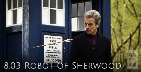 Doctor Who s08e03 Robot of Sherwood