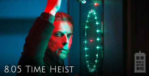 Doctor Who s08e05 Time Heist