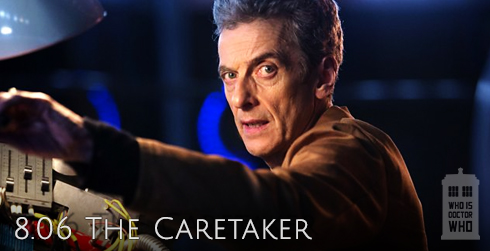 Doctor Who s08e06 The Caretaker