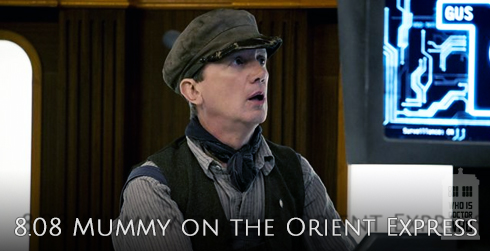 Doctor Who s08e08 Mummy on the Orient Express