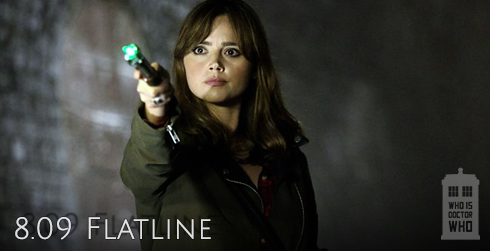 Doctor Who s08e09 Flatline