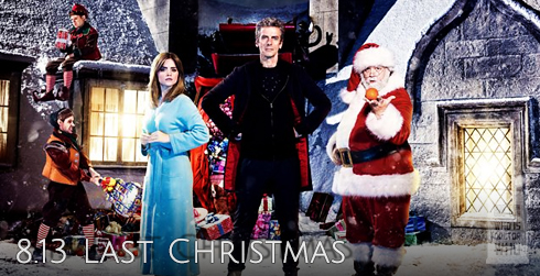 Doctor Who s08e13 Last Christmas