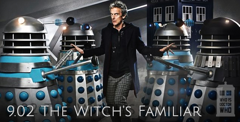 Doctor Who s09e02 The Witch's Familiar