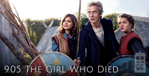 Doctor Who s09e05 The Girl Who Died