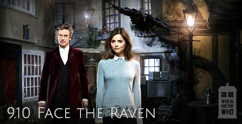 Doctor Who s09e10 Face the Raven