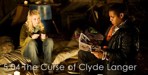 The Sarah Jane Adventures s05e04 The Curse of Clyde Langer (Part Two)