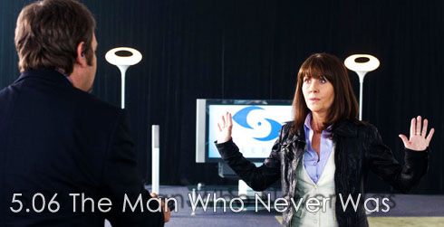 The Sarah Jane Adventures s05e06 The Man Who Never Was (Part Two)