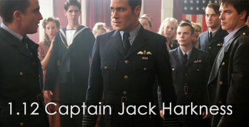 Torchwood s01e12 Captain Jack Harkness
