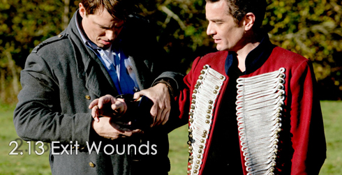Torchwood s02e13 Exit Wounds