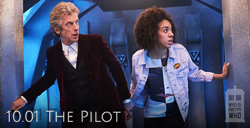 Doctor Who s10e01 The Pilot