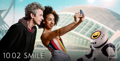 Doctor Who s10e02 Smile