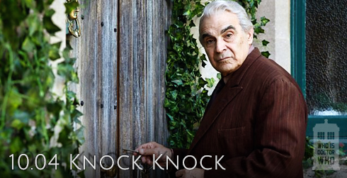 Doctor Who s10e04 Knock Knock