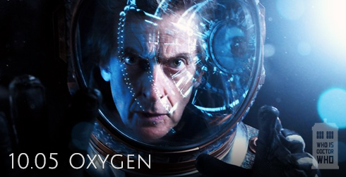 Doctor Who s10e05 Oxygen