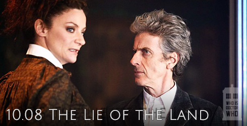 Doctor Who s10e08 The Lie of the Land