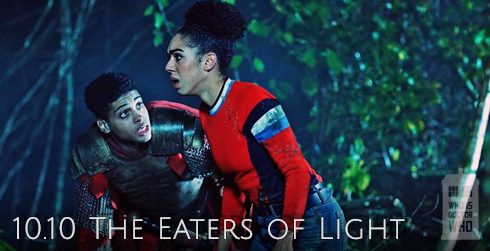 Doctor Who s10e10 The Eaters of Light