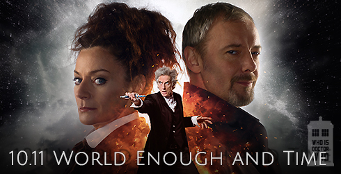 Doctor Who s10e11 World Enough and Time