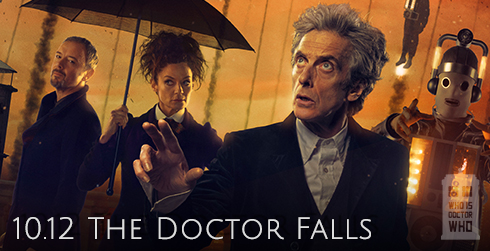 Doctor Who s10e12 The Doctor Falls