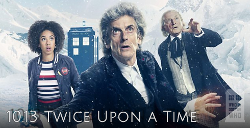 Doctor Who s10e13 Twice Upon a Time