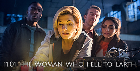 Doctor Who s11e01 The Woman Who Fell to Earth