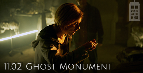 Doctor Who s11e02 Ghost Monument