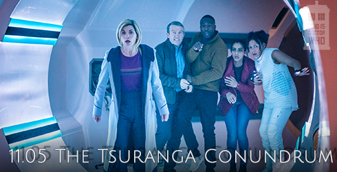 Doctor Who s11e05 The Tsuranga Conundrum