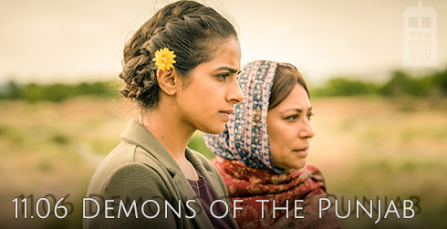 Doctor Who s11e06 Demons of the Punjab