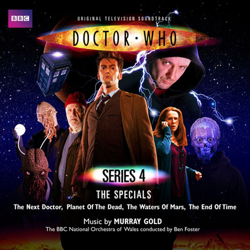 Doctor Who: Series 4 – The Specials